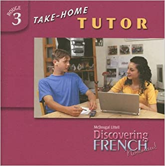 Discovering French, Nouveau!: Take-Home Tutor CD-ROM Level 3