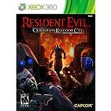 Xbox360 バイオハザード オペレーションラクーンシティ アジア版
