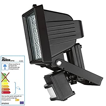 relco halogenstrahler 150 watt bewegungsmelder inkl lampe us133. Black Bedroom Furniture Sets. Home Design Ideas