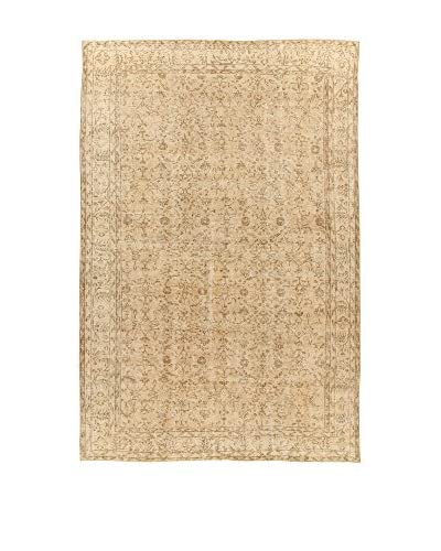 Design Community By Loomier Alfombra Anatolian Vintage Special Beige