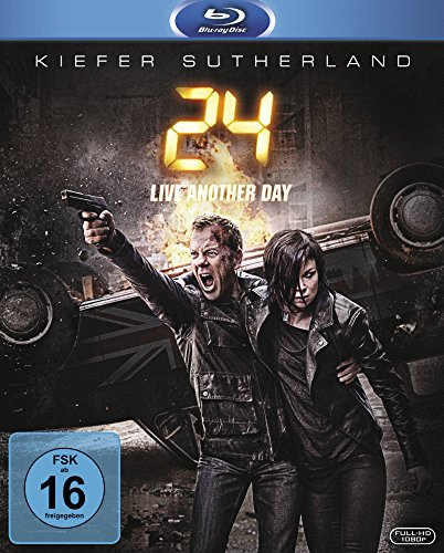 24 Live Another Day: Season 9 [Blu-ray]