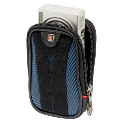 SwissGear GA-7836-06F00 SHERPA Blue Small Camera Case