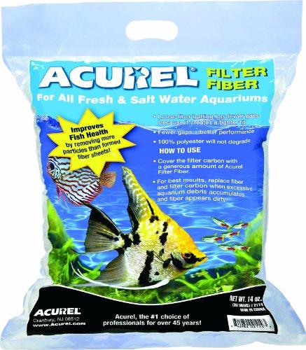 Acurel LLC 100-Percent Polyester Filter Fiber, 14-Ounce