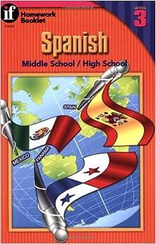 High school spanish homework help
