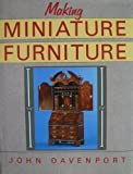 img - for Making Miniature Furniture (Design & construction) book / textbook / text book