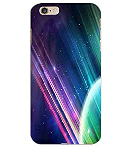 APPLE IPHONE 6 PLUS GALAXY Back Cover by PRINTSWAG