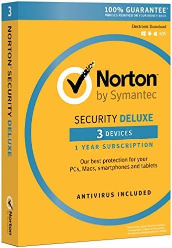 Symantec Norton Security Deluxe Bundle
