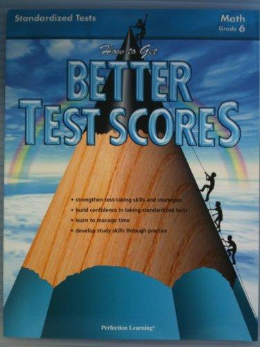 How to Get Better Test Scores Math Grade 6
