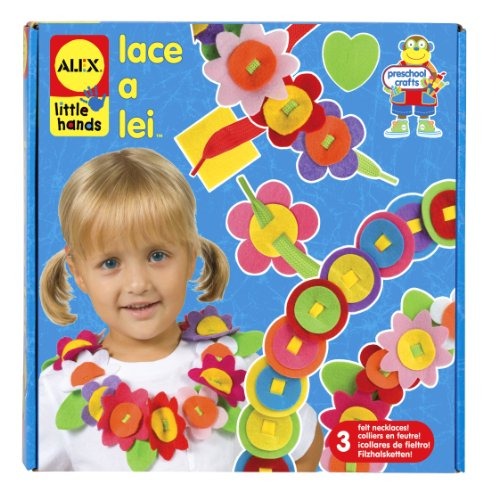 ALEX Toys Little Hands Lace A Lei - 1
