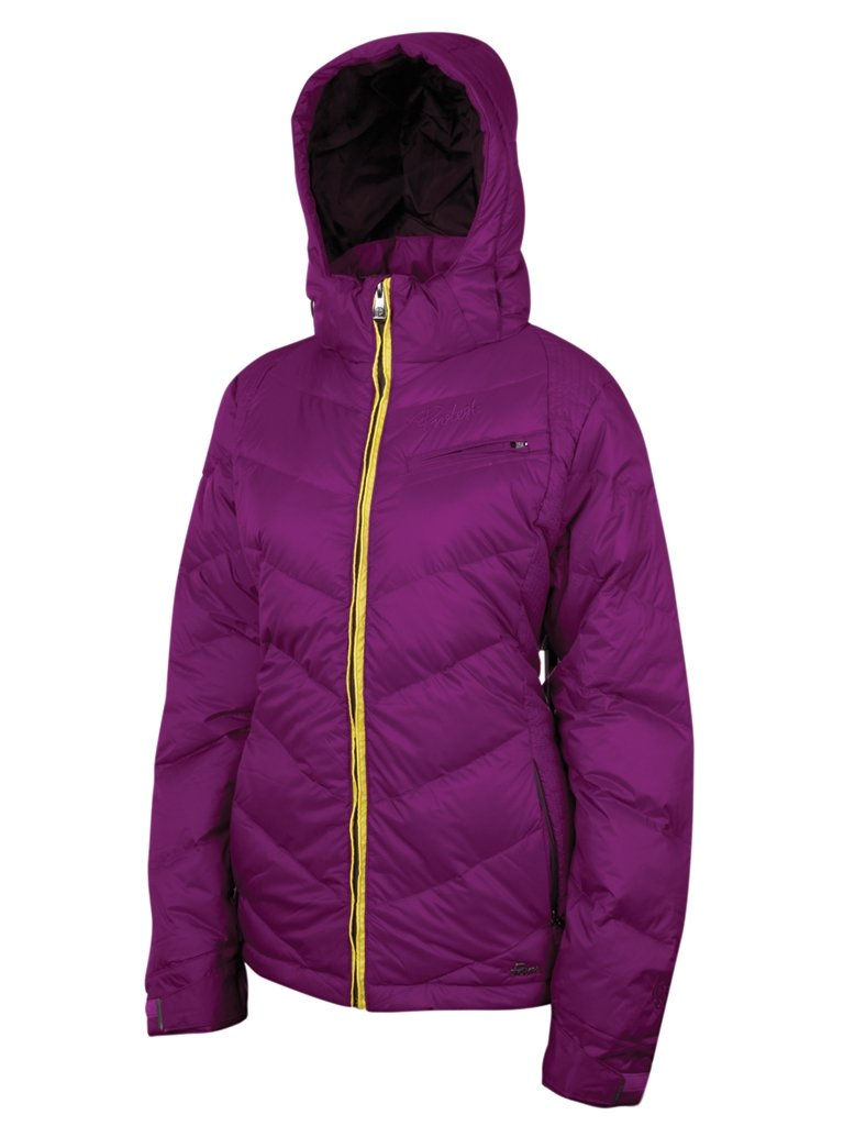 Brilliant Protest Damen ski Jacke - Orchid Pink XX-Large/44