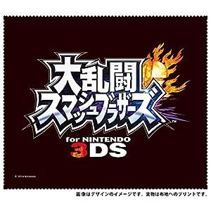 大乱闘スマッシュブラザーズ for ニンテンドー3DS 【Amazon.co.jp限定特典】オリジナル マイクロファイバークロス 付