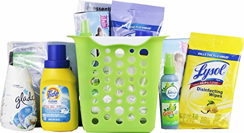 Away From Home Essentials Care Package ~ Great for College Student or House Warming (Laundry Essentials) (Home Care Package compare prices)