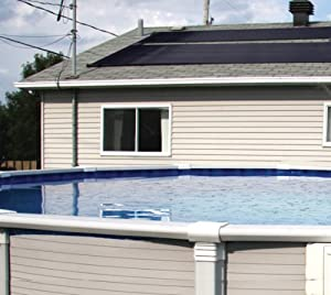 1-2'X20' SunQuest Solar Swimming Pool Heater - Max-Flow from SunSolar