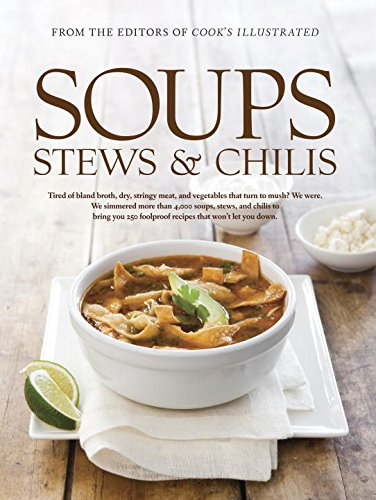 Soups, Stews, and Chilis PDF
