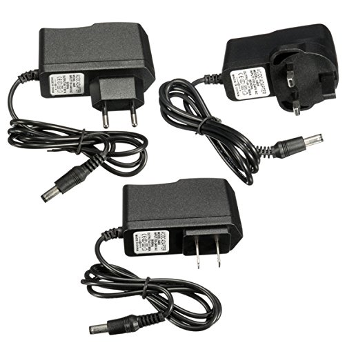 5.5x2.1mm AC DC 4.5V 500mA 0.5A Adapter Power Supply Adapter Cord EU US UK Plug (Dc 5v 500ma Ac Adapter compare prices)