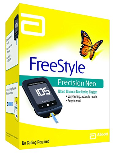 Freestyle Precision Neo Blood Glucose monitoring system, 0.42 Pound