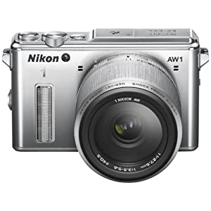 Nikon デジタル一眼カメラ Nikon 1 AW1防水ズームレンズキット