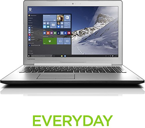 Lenovo ideapad 510 156 laptop intel coretm i3 6100u processor ram 4 gb storage 1 tb hdd up to 5 hours battery life