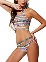 less is more Sujetador de Bikini (Multicolor)