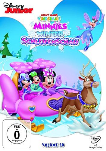 Micky Maus Wunderhaus - Minnies Winter-Schleifenschau