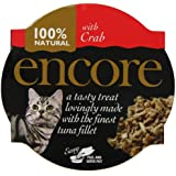 Encore Cat Pot Succulent Tuna with Pacific Crab, 60g, (Pack of 10)