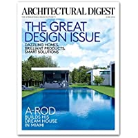 1-Year Architectural Digest Magazine Subscription