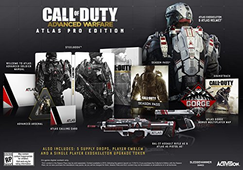 Call of Duty: Advanced Warfare Atlas Pro Edition - PlayStation 3 (Playstation Advanced Warfare compare prices)