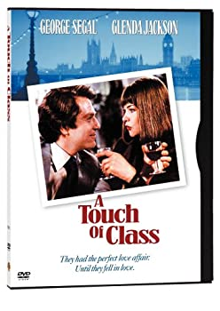 "Cover of ""A Touch of Class"""
