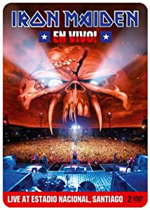 Iron Maiden: En Vivo! Live at Estadio Nacional, Santiago (2-Disc Limited Edition)