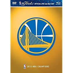 2015 NBA Championship: Highlights [Blu-ray]