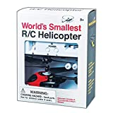 Westminster World's Smallest RC Helicopter, Red