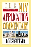 Jonah, Nahum, Habakkuk, Zephaniah (The NIV Application Commentary)