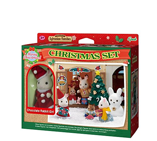 Sylvanian Families 2225 - Weihnachts-Set