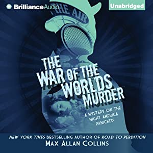 The War of the Worlds Murder: Disaster Series | [Max Allan Collins]