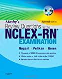 img - for Mosby's review questions for the NCLEX-RN examination, 7th edition book / textbook / text book