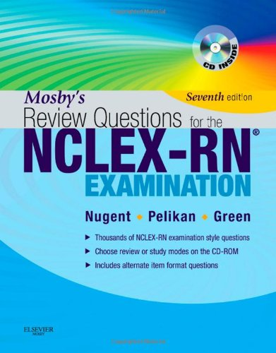 Mosby's review questions for the NCLEX-RN examination,...