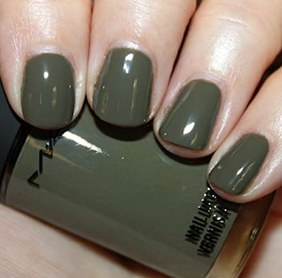 Cheapest MAC me over! Nail lacquer color FATIGUES by MAC - Free Shipping Available