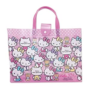 [Hello Kitty]ƒrƒj[ƒ‹ƒ}ƒ` and Mimi heart bag