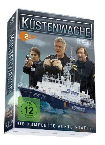 Küstenwache - Die komplette achte Staffel auf 3 DVDs!