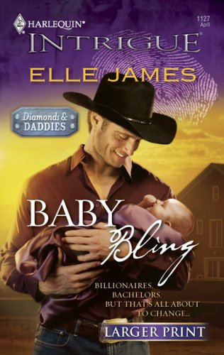 Baby Bling (Intrigue), ELLE JAMES