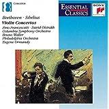 Beethoven - Sibelius : Concertos pour violon