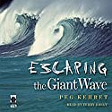 Escaping the Giant Wave (       UNABRIDGED) by Peg Kehret Narrated by Terry Bregy
