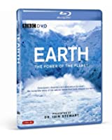 Earth - The Power Of The Planet [Blu-ray] [Region Free]