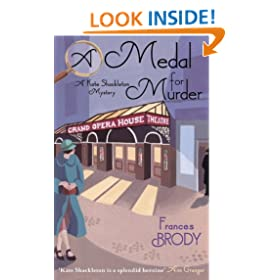 A Medal For Murder: A Kate Shackleton Mystery (Kate Shackleton Mysteries Book 2)