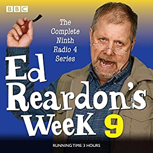 Ed Reardon's Week: Series 9 Radio/TV Program