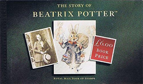 1993-die-geschichte-von-beatrix-potter-6-prestige-booklet-royal-mail-briefmarken-sg-dx15