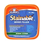 Elmer's E892 Stainable Wood Filler 1-Quart by Elmer's Products