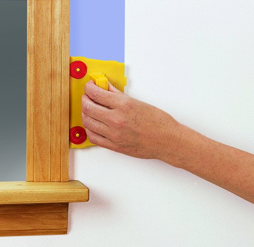 how to use a paint pad video