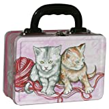 Kittens Metal Lunch Box