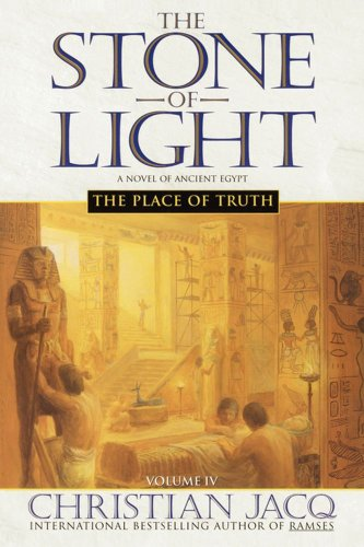 The Place of Truth (The Stone of Light, Vol. 4)